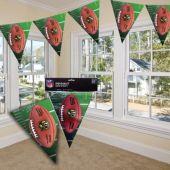 NFL Football Pennant Banner