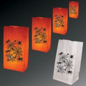 Spider Luminary Bags-50 Pack