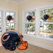Chicago Bears Helmet Cutout