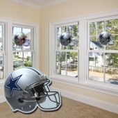 Dallas Cowboys Helmet Cutout