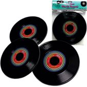 Jukebox Plastic Records-3 Pack