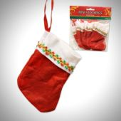 Christmas Stockings-6 Per Unit