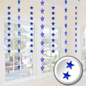 Blue Star Stringer Decoration