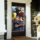 Pirate Door Cover