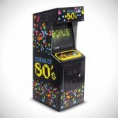 Totally 80's Arcade Centerpiece-8""