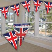 Union Jack Pennant Banner