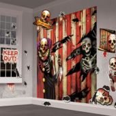 Creepy Carnival Wall Decorating Kit