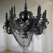 Haunted House Chandelier