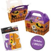 Halloween Treat Boxes – 5 Pack