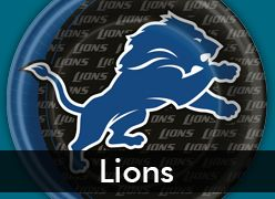 Detroit Lions Party Supplies