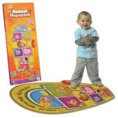 Animal Hopscotch Playmat