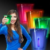 Neon Glow Cups-12oz-4 Pack