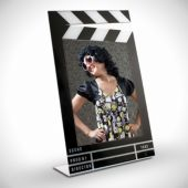 "Clapboard 5""X 7"" Photo Frame"