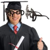 Grad Glasses - 12 Pack