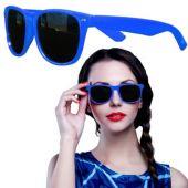 Blue Wayfarer Sunglasses-12 Pack