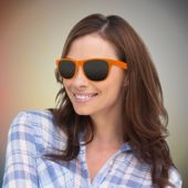 Orange Wayfarer Sunglasses-12 Pack