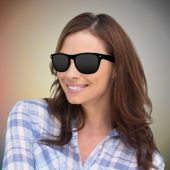 Black Retro Sunglasses-12 Pack