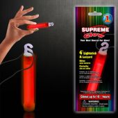 "Red Glow Stick-4""-Retail Pack"