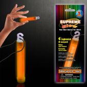 "Orange Glow Stick-4""-Retail Pack"