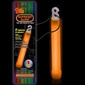 """Orange Glow Stick-6""""-Retail Pack"""