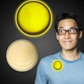 Yellow Glow Circles
