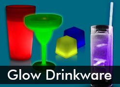 Glow in the Dark Plastic Drinkware