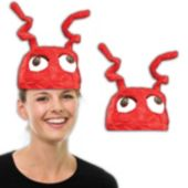 Red Antenna Hat