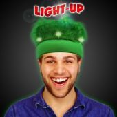 Green LED Spirit Hair Headband