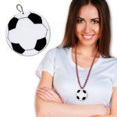 """Soccer Ball Medallion - 2.5"""""""