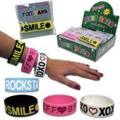 Message Bracelets- Unit of 24