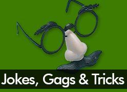 Jokes, Gags, & Tricks
