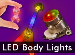 Blinkies & LED Pins