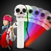 Led Skull Wand