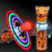LED Cheetah Spinner Wand