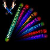 LED Happy Birthday Foam Lumiton