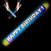 Happy Birthday LED Foam Lumiton