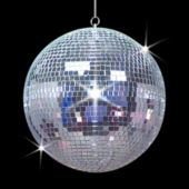 Disco Mirror Ball-12""
