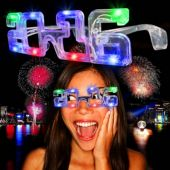 2016 LED and Light-Up Eyeglasses