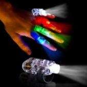 LED Finger Light Rings-36 Pack
