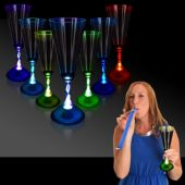 LED Champagne Glass-7oz