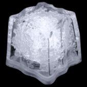 White LED Ice Cubes-24 Pack