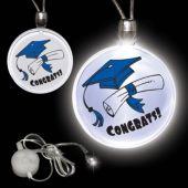 Graduation LED Necklace