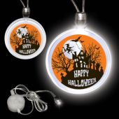 Haunted House LED Necklace