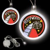 Hollywood LED Pendant Necklace