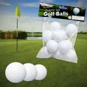 Golf Ball Toys- 12 Pack