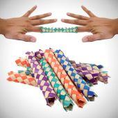 Finger Traps - 12 Pack
