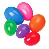 Plastic Eggs -12 Pack