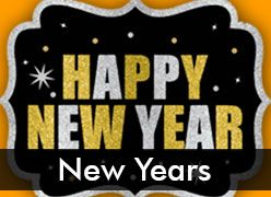 New Year's Eve Decorations & Party Supplies