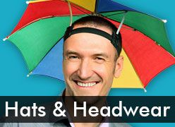 Novelty Hats & Costume Headwear
