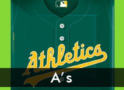 Oakland A's Party Supplies